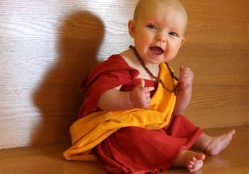 Αποκριάτικες στολές για παιδιά: Δαλάι Λάμα