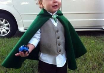 Αποκριάτικες στολές για παιδιά: Χόμπιτ
