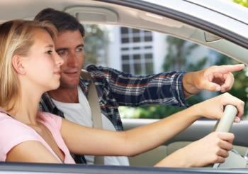 Διδάσκοντας τους έφηβους να οδηγούν με ασφάλεια