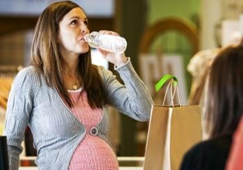 Εφίδρωση κατά τη διάρκεια της εγκυμοσύνης