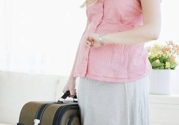 Τι πρέπει να τρώτε όταν ταξιδεύετε κατά την διάρκεια της εγκυμοσύνης