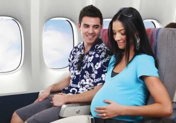 Πως να ταξιδεύετε άνετα κατά την διάρκεια της εγκυμοσύνης