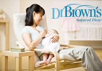 Γιατί τα μπιμπερό Dr. Brown's ξεχωρίζουν;