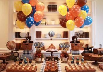 Το πάρτι των πρώτων γενεθλίων του