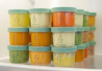 Σπιτικές συνταγές για το μωρό σας, που έγινε ενός έτους