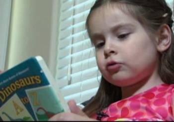 Κοριτσάκι 3 χρονών με IQ 160
