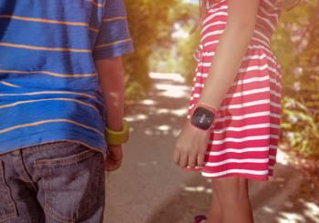 Έξυπνο ρολόι για παιδιά