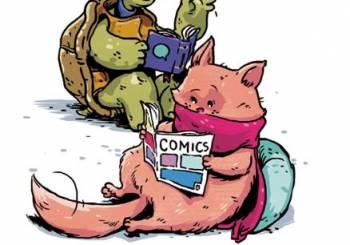 Με την ΙΚΕΑ γινόμαστε μαζί απίθανοι δημιουργοί comics