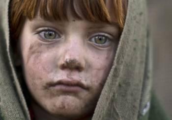 Ο πόλεμος μέσα από τα μάτια των παιδιών