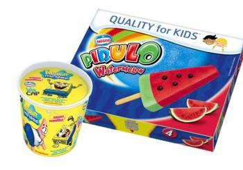 Νέα παγωτά Pirulo και Laky Cap από την Nestle!