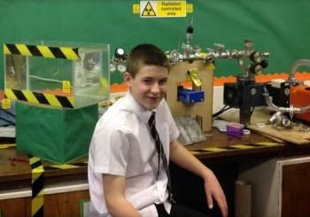 Παιδί θαύμα: μαθητής γυμνασίου έφτιαξε πυρηνικό αντιδραστήρα