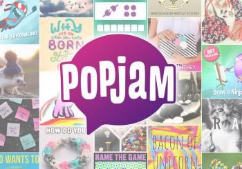 Popjam: Η νέα εφαρμογή για παιδιά