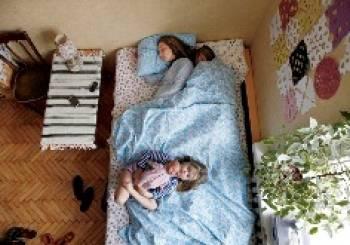Συγκινητικές φωτογραφίες ζευγαριών όταν κοιμούνται