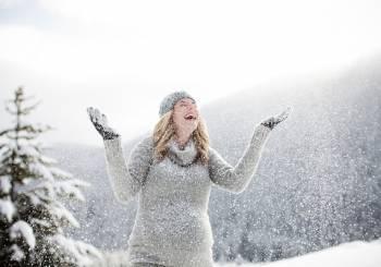 Απαραίτητα χειμωνιάτικα ρούχα για την μέλλουσα μανούλα