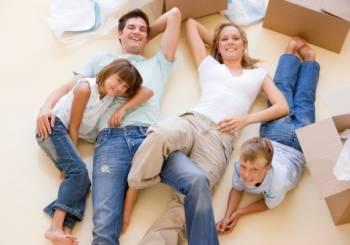 Μετακομίζοντας με παιδιά