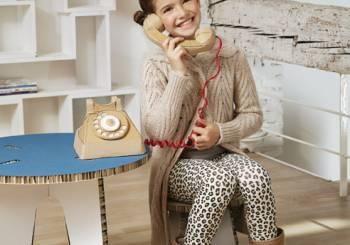 Η κολεξιόν Prénatal Kids Φθινόπωρο/Χειμώνας 14-15 αναμειγνύει τα στυλ και χαρίζει σε κάθε παιδί ένα μοναδικό και ιδιαίτερο look.