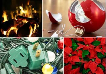 6 Χριστουγεννιάτικοι κίνδυνοι