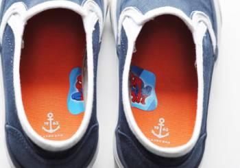 Βάζοντας τα παπούτσια του σωστά