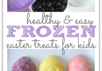 Υγιεινά γλυκίσματα για το Πάσχα