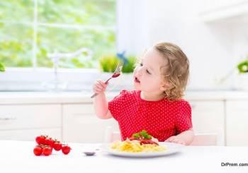 Χρυσοί κανόνες για τις διατροφικές συνήθειες του μικρού σας