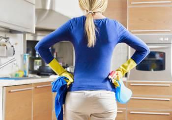 Καθαρισμός και απολύμανση σπιτιού