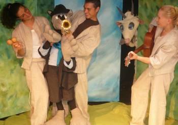 Διαγωνισμός Θεάτρου Κούκλας!