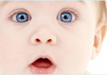Χρώμα ματιών μωρού